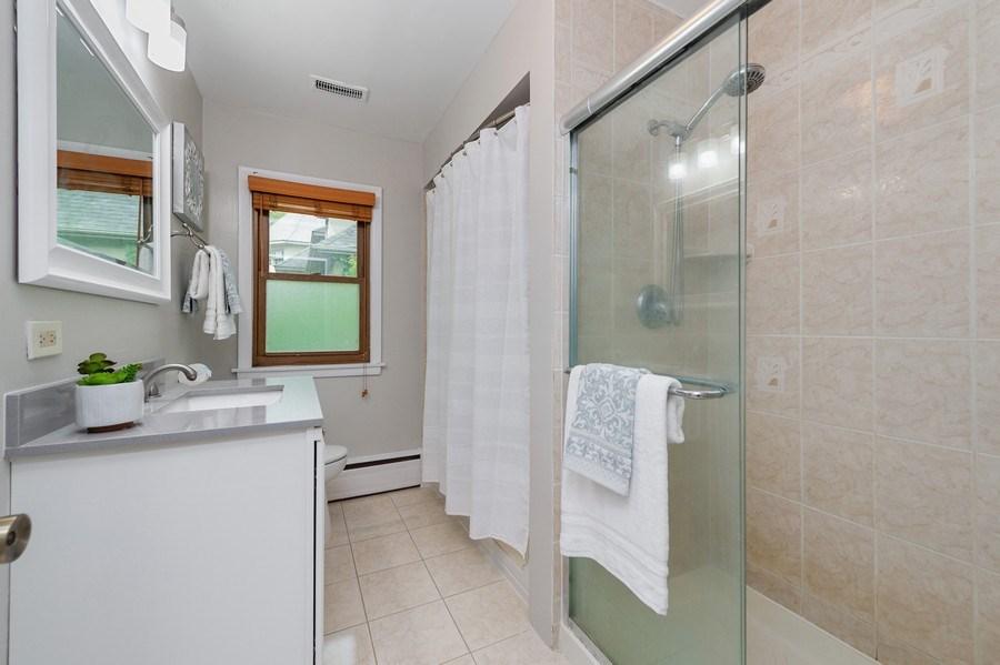 Real Estate Photography - 704 W Palatine Rd, Arlington Heights, IL, 60004 - Bathroom