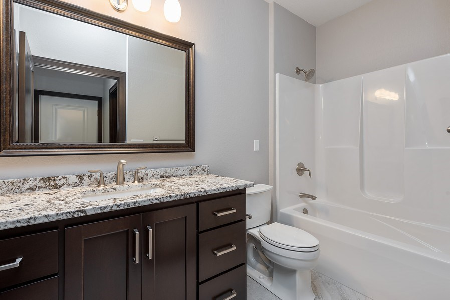 Real Estate Photography - 926 River Bluff, Manitowoc, WI, 54220 - Bathroom