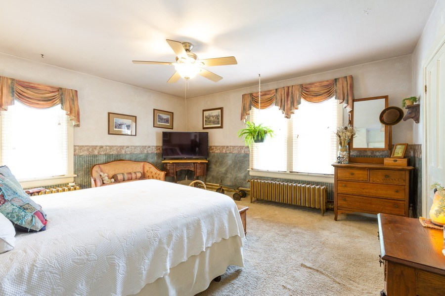 Real Estate Photography - 113 S Dunton Avenue, Arlington Heights, IL, 60051 - Master Bedroom