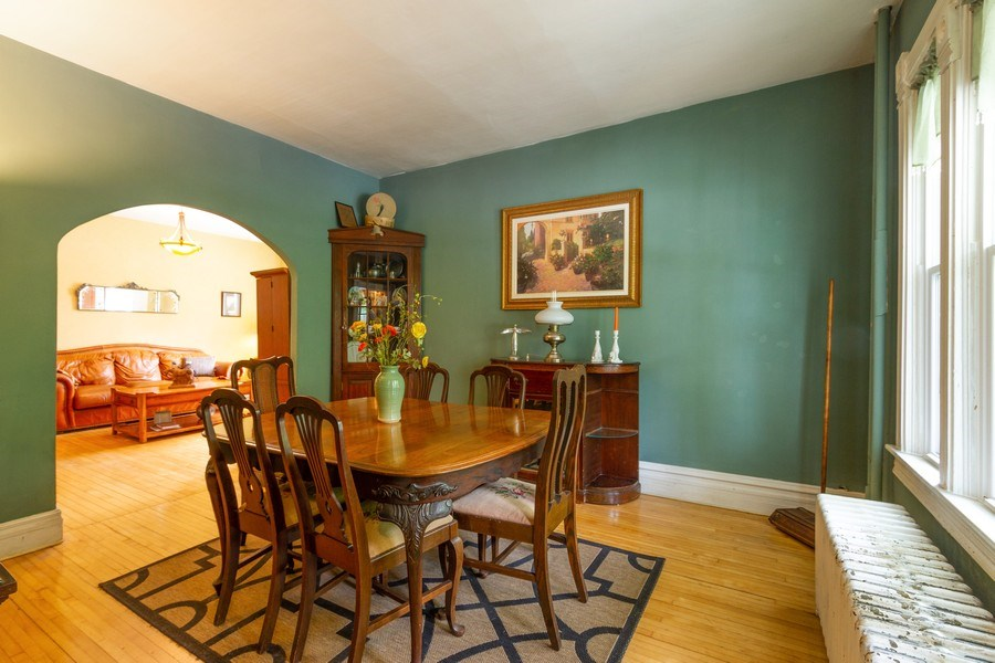 Real Estate Photography - 113 S Dunton Avenue, Arlington Heights, IL, 60051 - Living Room / Dining Room