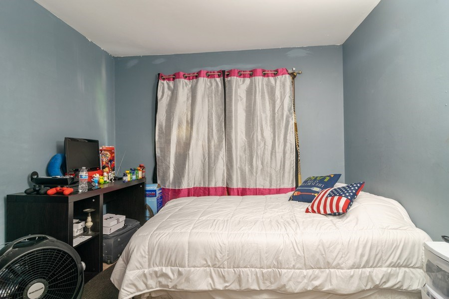 Real Estate Photography - 2040 Arbor Vitae Drive, Hanover Park, IL, 60133 - Bedroom