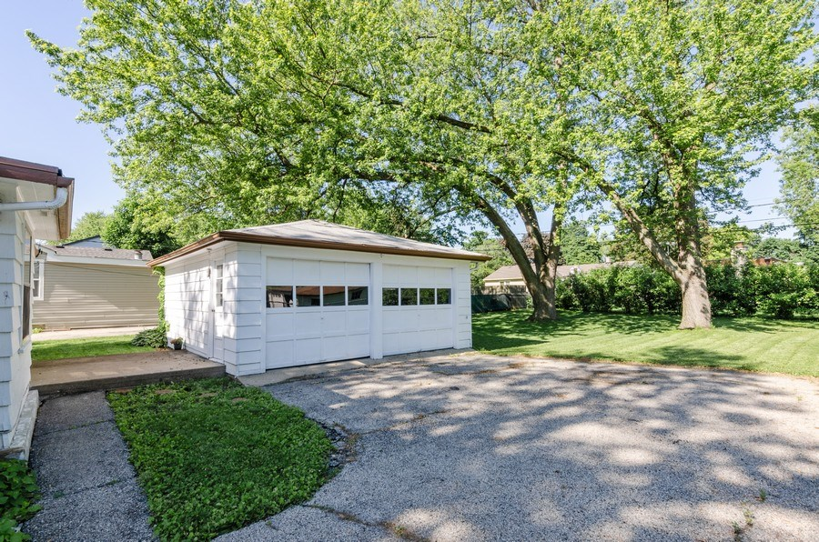 Real Estate Photography - 155 Hickory Dr, Crystal Lake, IL, 60014 - Rear View