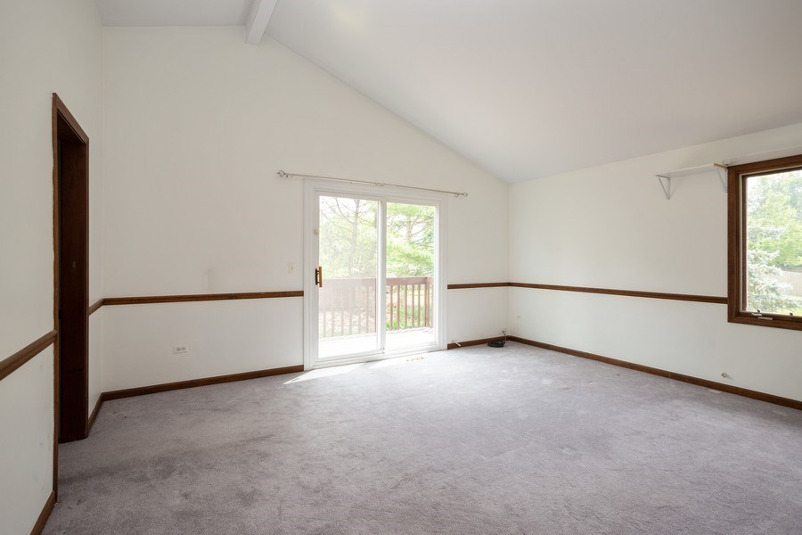 Real Estate Photography - 925 N. Franklin Avenue, Palatine, IL, 60067 - Master Bedroom