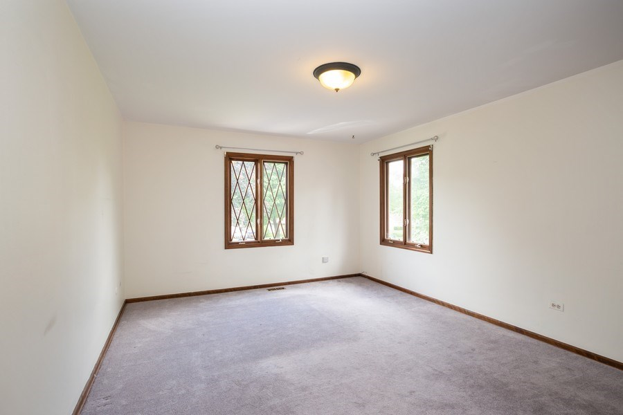 Real Estate Photography - 925 N. Franklin Avenue, Palatine, IL, 60067 - Bedroom