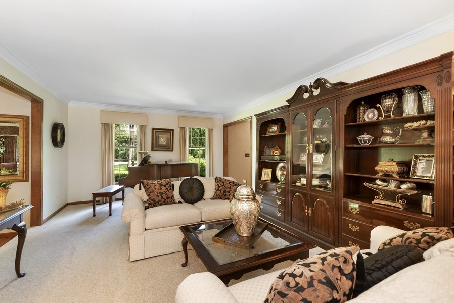 Real Estate Photography - 6705 Lexington Trail, Crystal Lake, IL, 60012 - Living Room