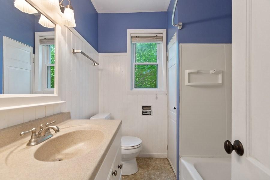 Real Estate Photography - 68 S. Circle Avenue, Port Barrington, IL, 60010 - Master Bathroom