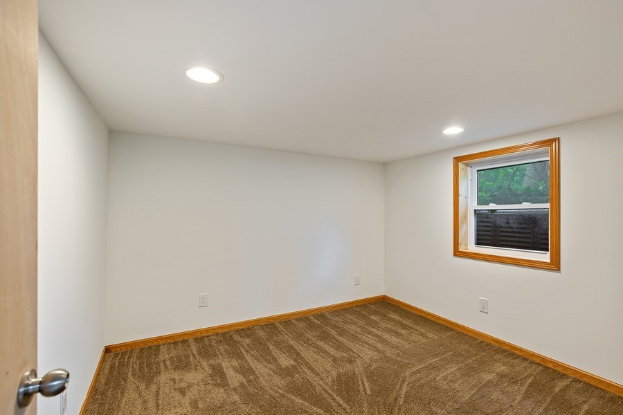 Real Estate Photography - 68 S. Circle Avenue, Port Barrington, IL, 60010 - 3rd Bedroom