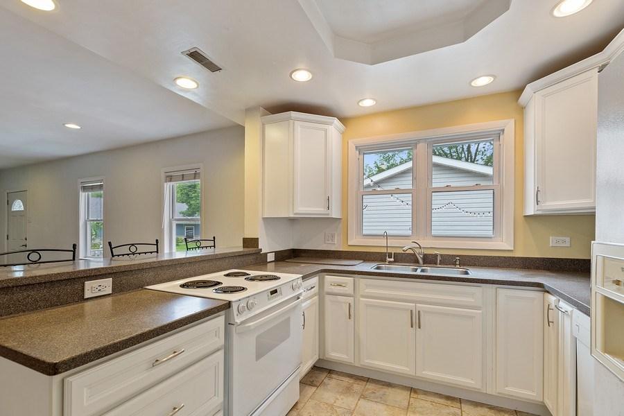 Real Estate Photography - 68 S. Circle Avenue, Port Barrington, IL, 60010 - Kitchen