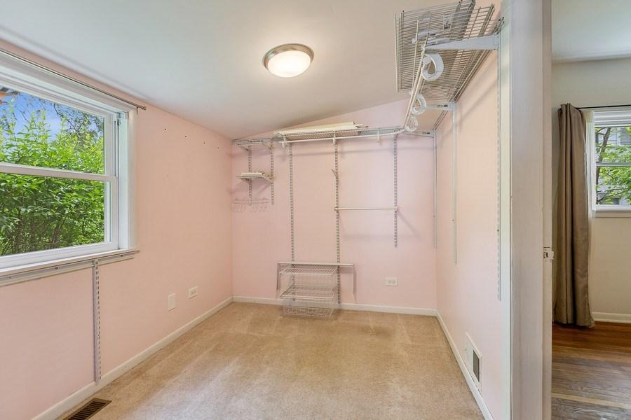 Real Estate Photography - 68 S. Circle Avenue, Port Barrington, IL, 60010 - Master Bedroom Closet