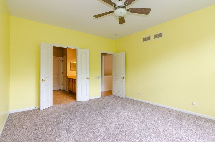 Real Estate Photography - 4201 Whitehall Lane, Algonquin, IL, 60102 - Master Bedroom