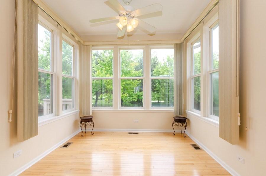 Real Estate Photography - 4201 Whitehall Lane, Algonquin, IL, 60102 - Sun Room