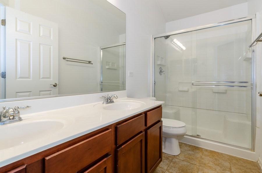 Real Estate Photography - 2610 Williamsburg Dr, Algonquin, IL, 60102 - Master Bathroom