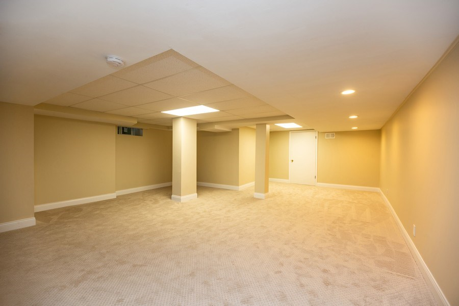 Real Estate Photography - 1501 Central Pkwy, Glenview, IL, 60025 - Basement