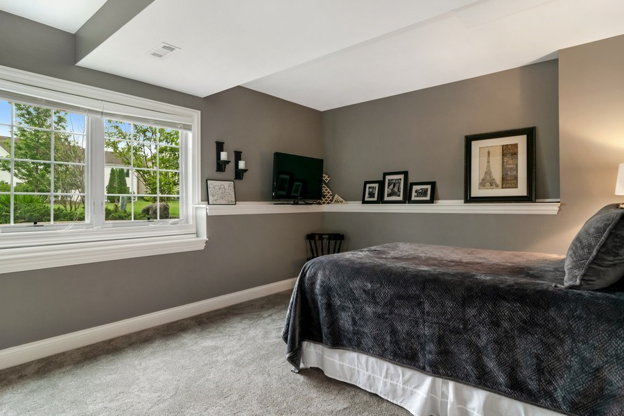 Real Estate Photography - 1001 Kingsmill Dr., Algonquin, IL, 60102 - 4th Bedroom