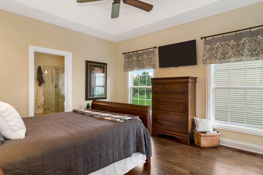 Real Estate Photography - 1001 Kingsmill Dr., Algonquin, IL, 60102 - Master Bedroom