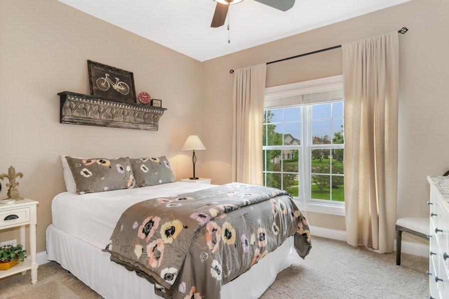 Real Estate Photography - 1001 Kingsmill Dr., Algonquin, IL, 60102 - Bedroom