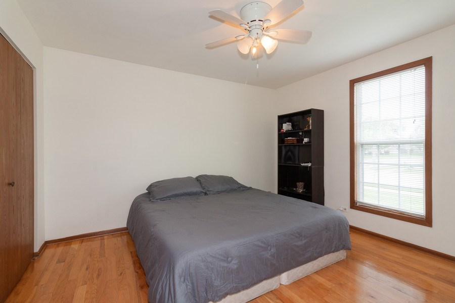 Real Estate Photography - 2766 Leyland Ln., Aurora, IL, 60504 - 2nd Bedroom