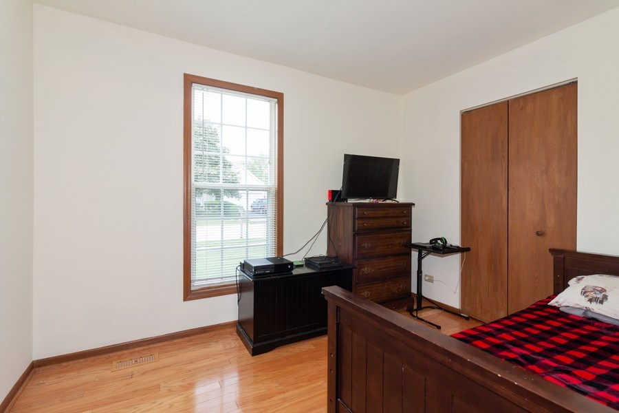 Real Estate Photography - 2766 Leyland Ln., Aurora, IL, 60504 - Bedroom