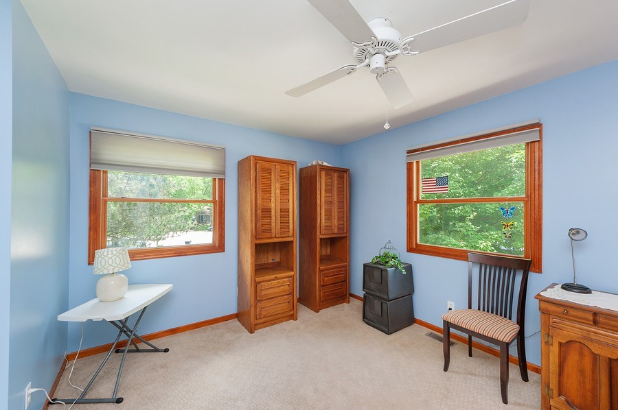 Real Estate Photography - 735 Concord, Algonquin, IL, 60102 - 2nd Bedroom