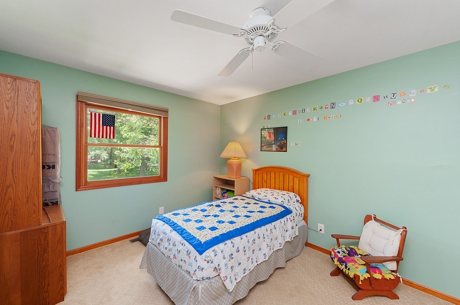 Real Estate Photography - 735 Concord, Algonquin, IL, 60102 - 3rd Bedroom