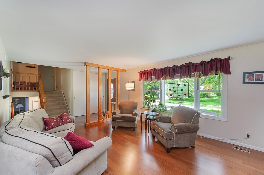 Real Estate Photography - 735 Concord, Algonquin, IL, 60102 - Living Room