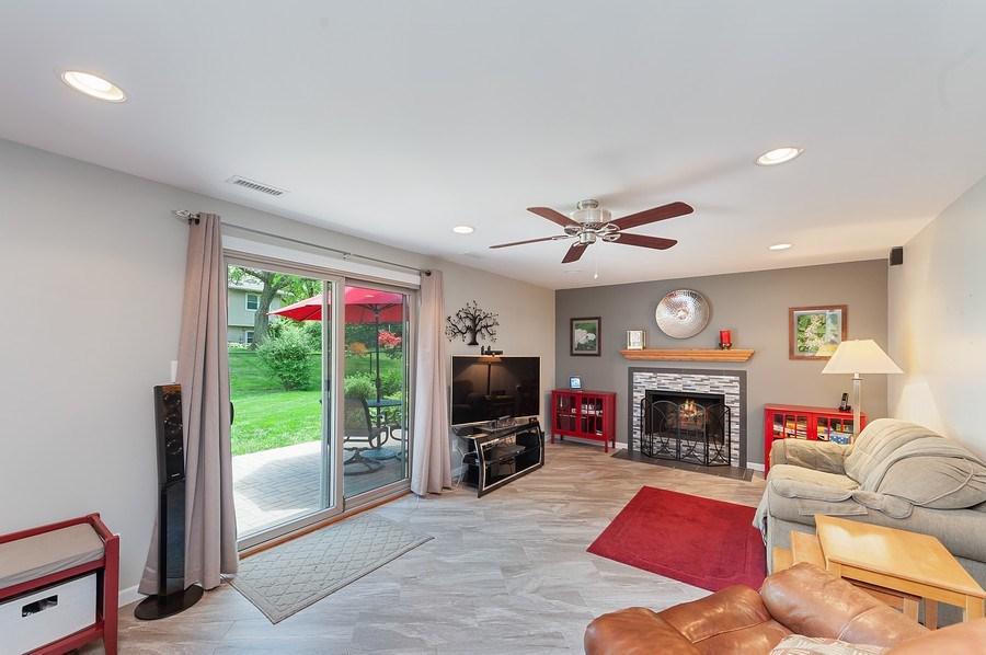 Real Estate Photography - 735 Concord, Algonquin, IL, 60102 - Family Room