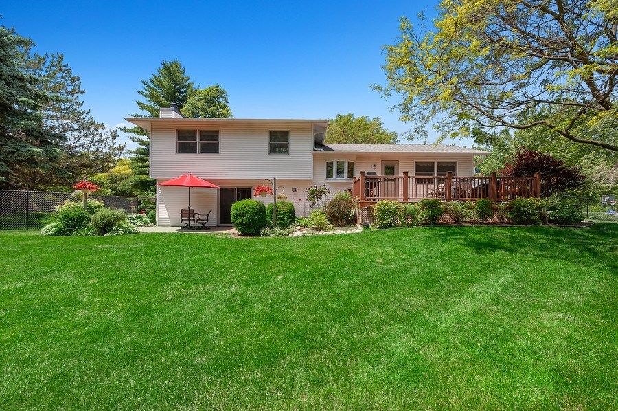 Real Estate Photography - 735 Concord, Algonquin, IL, 60102 - Rear View