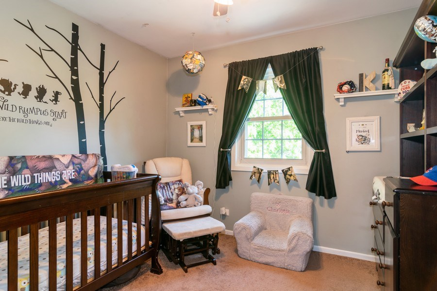 Real Estate Photography - 412 Chippendale Dr., Bartlett, IL, 60103 - Kids Bedroom