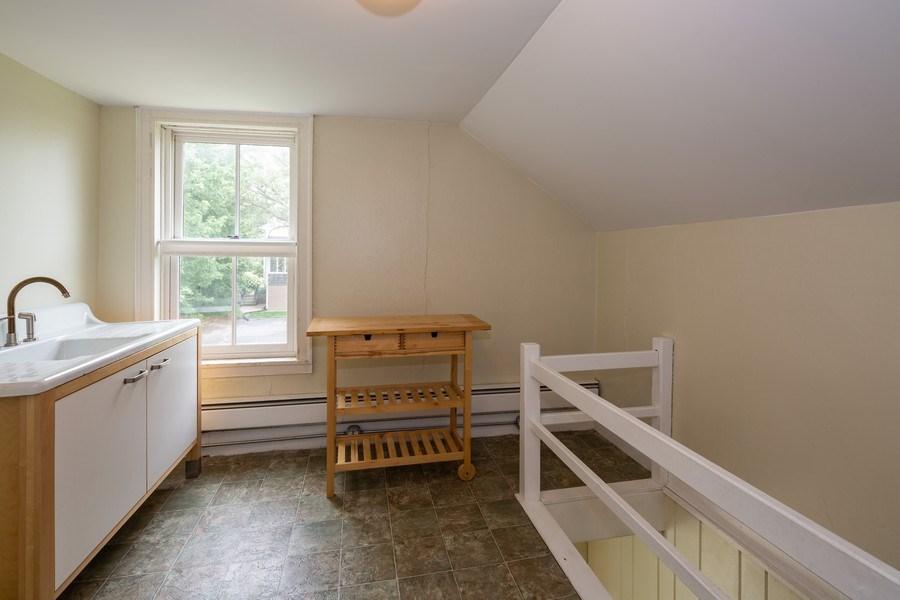 Real Estate Photography - 304 W. Calhoun, Woodstock, IL, 60098 - 2nd Floor Loft/Office