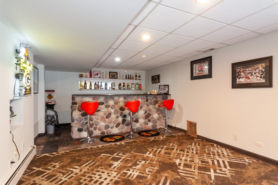 Real Estate Photography - 200 ARQUILLA LN, ALGONQUIN, IL, 60102 - Basement