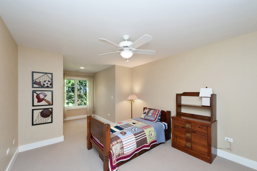 Real Estate Photography - 2605 Stacy Court, Woodstock, IL, 60098 - 2nd Bedroom