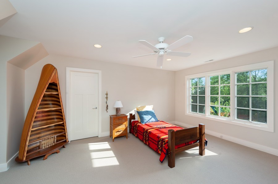 Real Estate Photography - 2605 Stacy Court, Woodstock, IL, 60098 - 3rd Bedroom