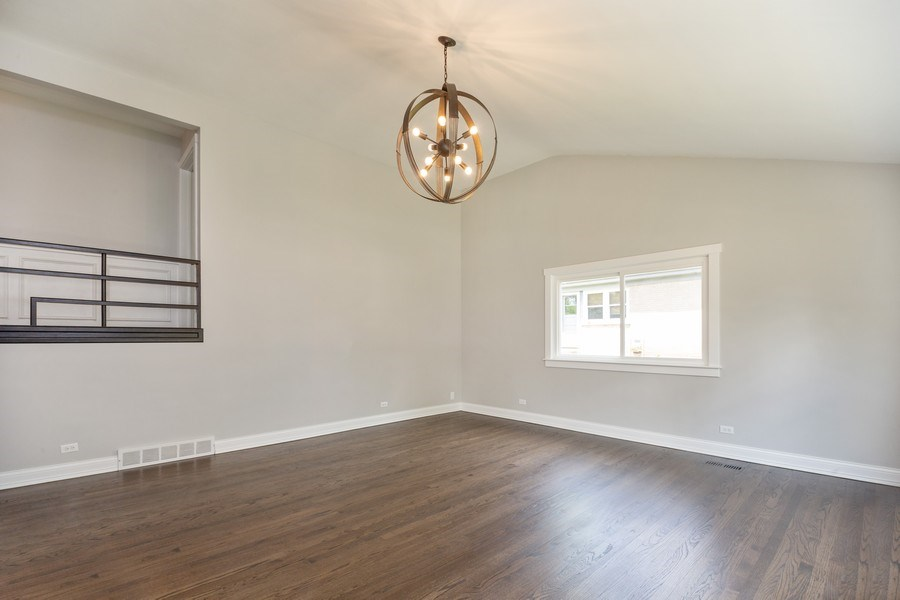 Real Estate Photography - 226 S. Princeton Ave., Arlington Hts, IL, 60005 - Living Room