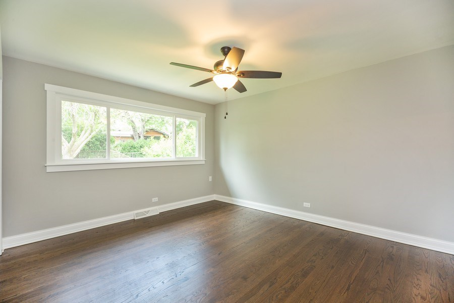 Real Estate Photography - 226 S. Princeton Ave., Arlington Hts, IL, 60005 - Master Bedroom