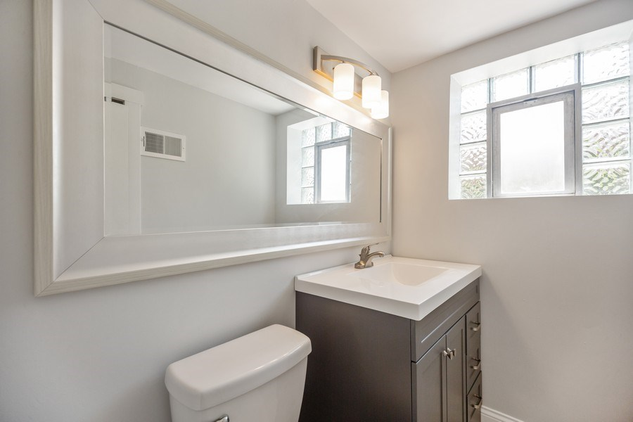 Real Estate Photography - 226 S. Princeton Ave., Arlington Hts, IL, 60005 - 2nd Bathroom