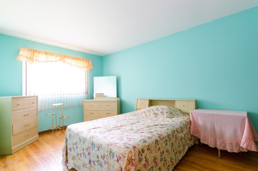 Real Estate Photography - 823 Forest, Bartlett, IL, 60103 - Master Bedroom