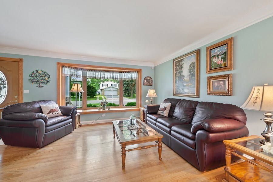 Real Estate Photography - 1425 S Robert Dr, Mount Prospect, IL, 60056 - Living Room - 1425 S Robert Dr, Mount Prospect, IL