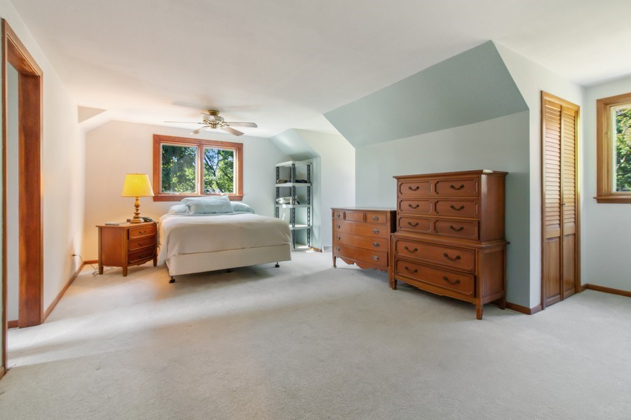 Real Estate Photography - 11615 Schuette Cir, Woodstock, IL, 60098 - Master Bedroom