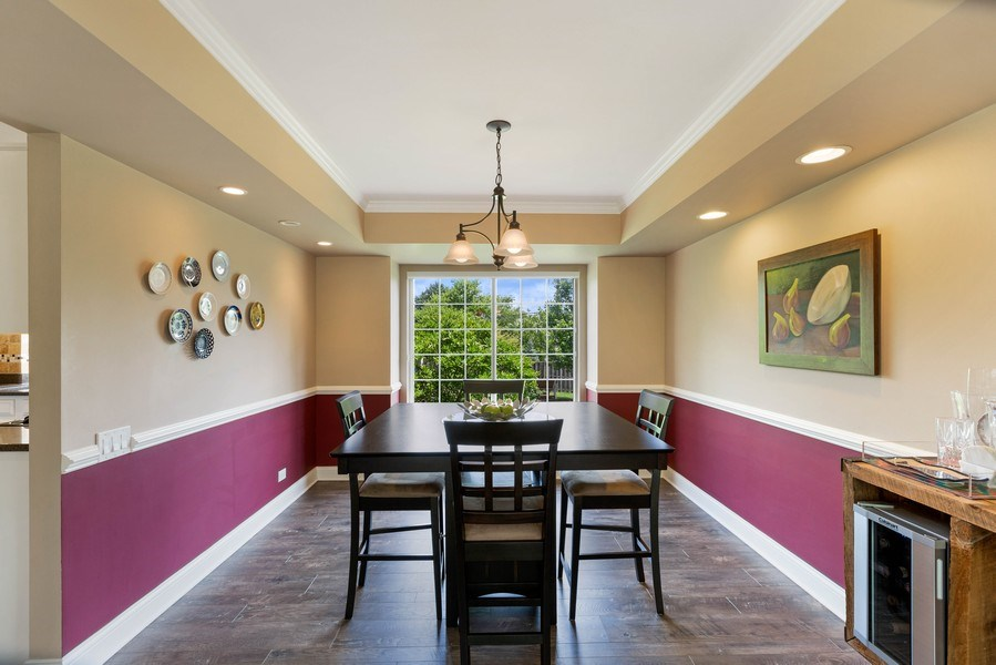 Real Estate Photography - 235 Farmhill Dr, Algonquin, IL, 60102 - DINING ROOM