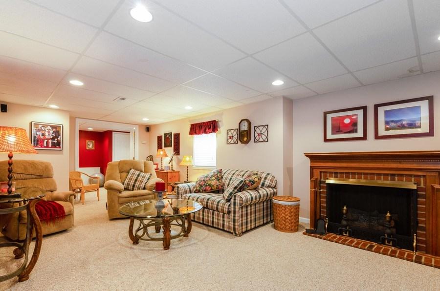 Real Estate Photography - 8323 Raptor Trail, Lakewood, IL, 60014 - Basement