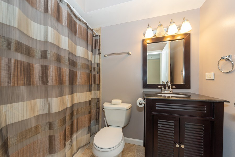 Real Estate Photography - 130 S Lalonde Ave, Addison, IL, 60101 - Bathroom