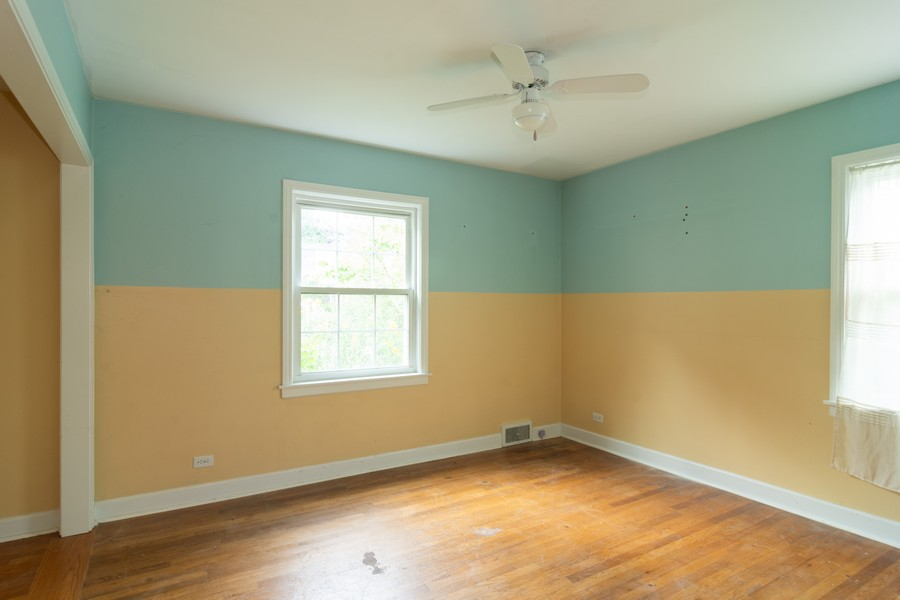 Real Estate Photography - 111 S. George St., Mt. Prospect, IL, 60056 - 2nd Bedroom