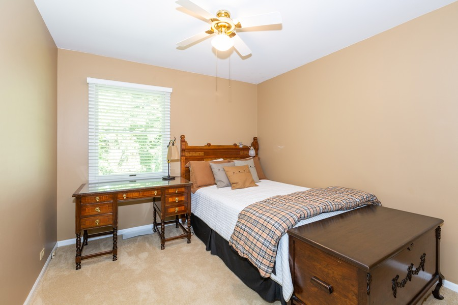 Real Estate Photography - 1033 Timothy Lane, Woodstock, IL, 60098 - 2nd Bedroom