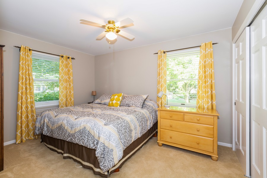 Real Estate Photography - 1033 Timothy Lane, Woodstock, IL, 60098 - 3rd Bedroom