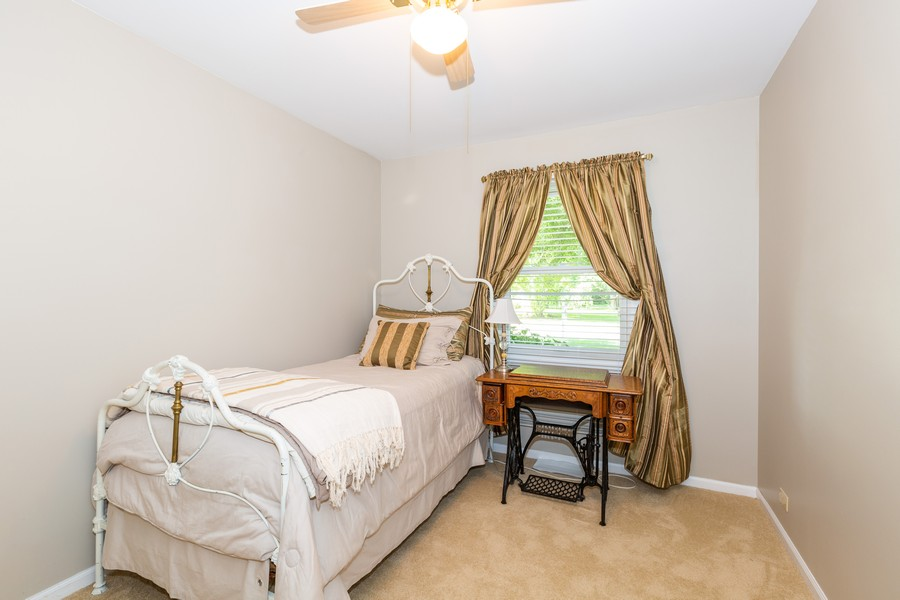 Real Estate Photography - 1033 Timothy Lane, Woodstock, IL, 60098 - 4th Bedroom