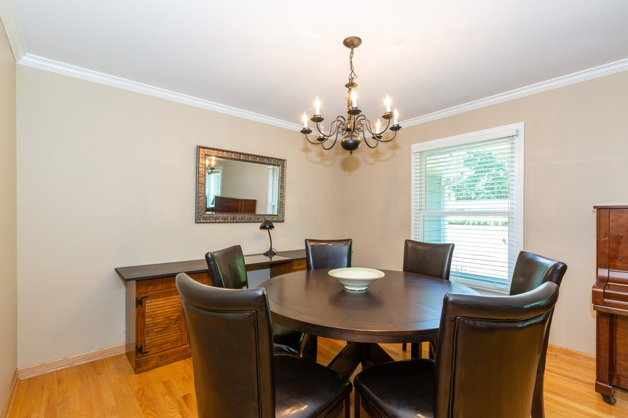 Real Estate Photography - 1033 Timothy Lane, Woodstock, IL, 60098 - Dining Room