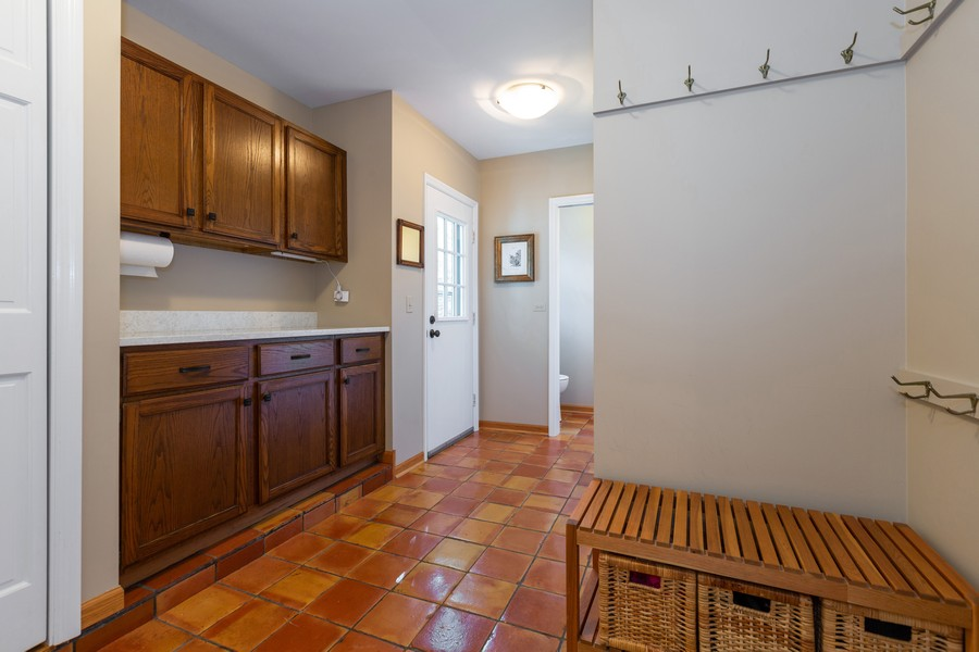 Real Estate Photography - 1033 Timothy Lane, Woodstock, IL, 60098 - Laundry Room