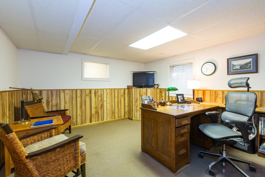 Real Estate Photography - 1033 Timothy Lane, Woodstock, IL, 60098 - Office