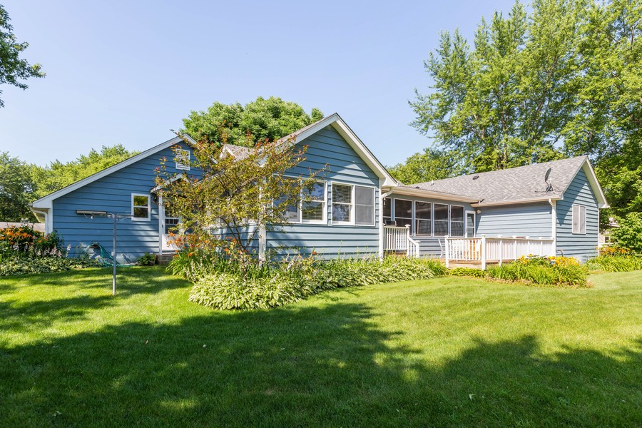 Real Estate Photography - 1033 Timothy Lane, Woodstock, IL, 60098 - Side View