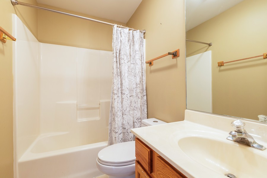 Real Estate Photography - 1170 Pond Point, Woodstock, IL, 60098 - Bedroom